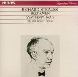 BEETHOVEN - Strauss - Symphonie n°5 op.67 (Import Japon) Import Japon