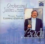 BACH - Güttler - Suite pour orchestre n°1 en do majeur BWV.1066