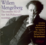 The complete 1922-25 New York Philharmonic Recordings