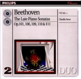 BEETHOVEN - Arrau - Sonate pour piano n°28 op.101