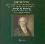 The Complete Music for Piano Trio vol.2