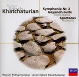 KHATCHATURIAN - Khatchaturian - Symphonie n°2