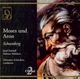 SCHOENBERG - Scherchen - Moses und Aron (live Roma 5 - 1 - 1966) live Roma 5 - 1 - 1966