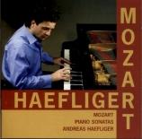 Sonates pour piano Vol.1