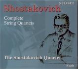 CHOSTAKOVITCH - Beethoven Strin - Quatuors à cordes : intégrale