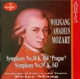 MOZART - Maag - Symphonie n°38 en ré majeur K.504 'Prague'