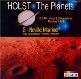 HOLST - Marriner - The Planets (Les planètes), pour orchestre op.32
