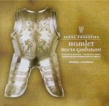PROKOFIEV - Jurowski - Hamlet, musique de scène pour orchestre op.77