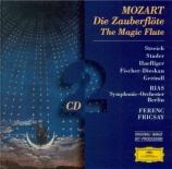 MOZART - Fricsay - Die Zauberflöte (La flûte enchantée), opéra en deux a