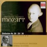 MOZART - Suitner - Symphonie n°28 K.200
