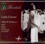 Arias & scenes (Live performances) Vol.1
