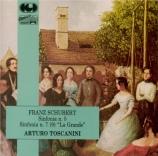 SCHUBERT - Toscanini - Symphonie n°5 en si bémol majeur D.485 live New York carnegie Hall, 14 - 5 - 1953 & 7 - 2 - 1953