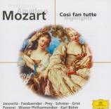 MOZART - Böhm - Cosi fan tutte K.588 : extraits