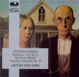 DVORAK - Toscanini - Symphonie n°9 en mi mineur op.95 B.178 'Du Nouveau live New York 31 - 1 - 1953 & 17 - 11 - 1951