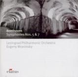 BEETHOVEN - Mravinsky - Symphonie n°5 op.67