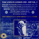 Toscanini in London vol.3