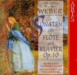 Sonates pour flute et clavier