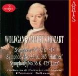 MOZART - Maag - Symphonie n°32 en sol majeur K.318