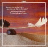 Concertos for Harpsichord and Strings Vol.1