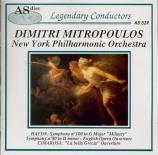 HAYDN - Mitropoulos - Symphonie n°100 Hob.I.100 'Militaire'