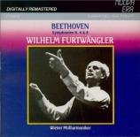 BEETHOVEN - Furtwängler - Symphonie n°4 op.60