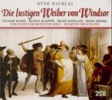 Die lustigen Weiber von Windsor (Enregistrement complet sans dialogues