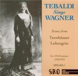 Tebaldi sings Wagner