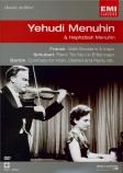 FRANCK - Menuhin - Sonate pour piano et violon en la majeur FWV.8