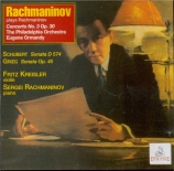 RACHMANINOV - Rachmaninov - Concerto pour piano n°3 en ré mineur op.30