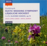 GOLDMARK - Lopez-Cobos - Rustic wedding symphony op.26