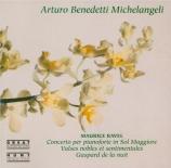 RAVEL - Michelangeli - Concerto pour piano et orchestre en sol majeur