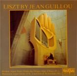 LISZT - Guillou - Fantaisie et fugue sur 'Ad nos, ad salutarem undam' (M Orgue Kleuker de Notre-Dame des Neiges, Alpe d'Huez, France