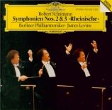 SCHUMANN - Levine - Symphonie n°2 pour orchestre en do majeur op.61