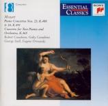 MOZART - Casadesus - Concerto pour piano n°23 K.488