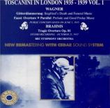WAGNER - Toscanini - Crépuscule des Dieux (Le) : extraits