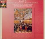 LASSUS - Hillier - Psalmi Davidis poenitentiales : extraits