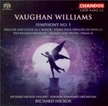 VAUGHAN WILLIAMS - Hickox - Symphonie n°5