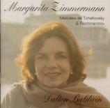 TCHAIKOVSKY - Zimmermann - N'accuse pas mon coeur, pour voix et piano op