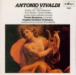 VIVALDI - Ros-Marba - Nisi Dominus (Psaume 126) en sol mineur, pour alto