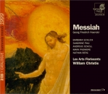 HAENDEL - Christie - Messiah (Le Messie), oratorio HWV.56