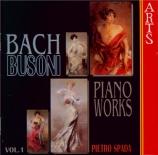 Complete Transcriptions pour Piano Vol.1