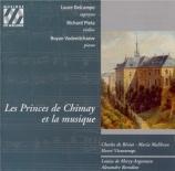 Les Princes de Chimay et la musique