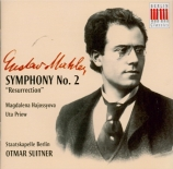 MAHLER - Suitner - Symphonie n°2