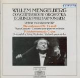 TCHAIKOVSKY - Mengelberg - Concerto pour piano n°1 en si bémol mineur op