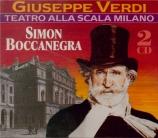 VERDI - Abbado - Simon Boccanegra