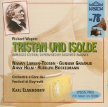 WAGNER - Elmendorff - Tristan und Isolde (Tristan et Isolde) WWV.90