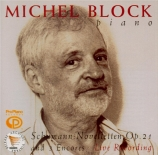 SCHUMANN - Block - Noveletten (Huit novelettes), pour piano op.21