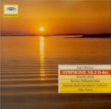 SIBELIUS - Kamu - Karelia, suite pour orchestre op.11