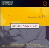 CHOSTAKOVITCH - Wigglesworth - Symphonie n°14 op.135