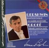 GERSHWIN - Bernstein - Rhapsody in Blue